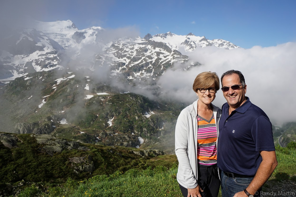 Couple on European Heritage Tour with TourMagination