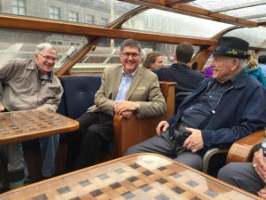 Amsterdam Canal Boat Ride