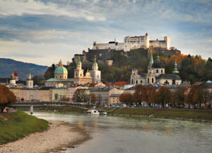 Cruise Salzburg, Germany