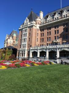 Empress Hotel, Victoria