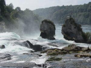 Rhine Falls at Neuhausen