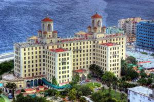 Hotel Nacional in Havana, Cuba. (Photo credit: Martin Abegglen/Flickr)