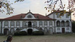 Historic house at Casa de Vila Verde
