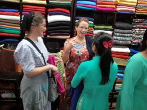 Choosing cloth
