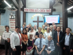 Visiting with Hoi An Mennonite Church