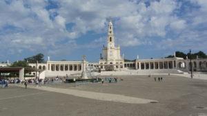 Pilgrimage site in Fatima
