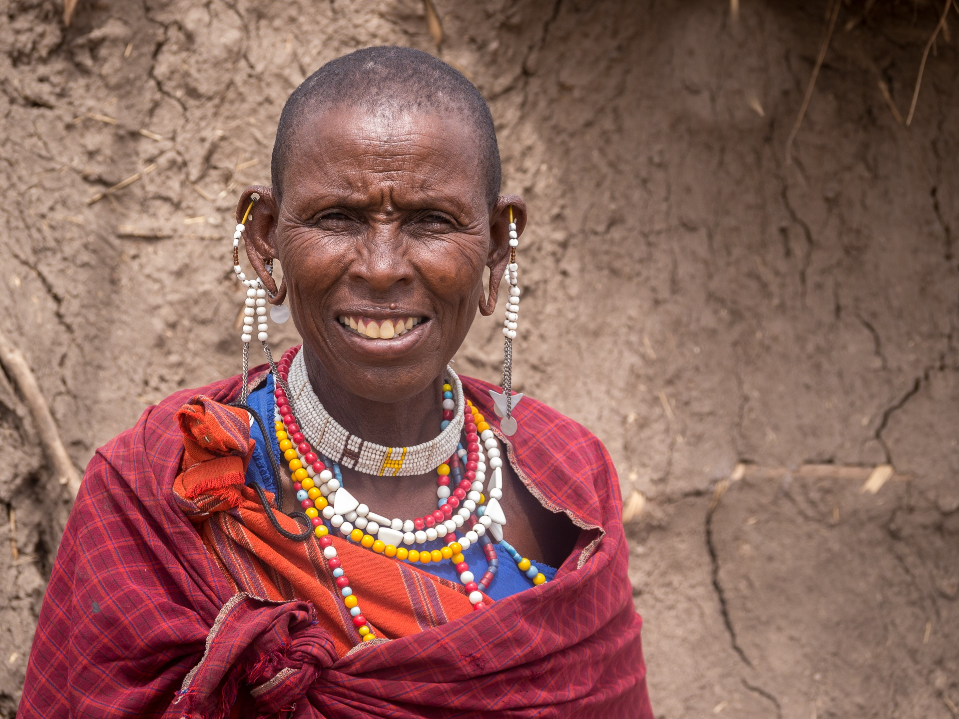 Maasai Woman. Photo credit: A_Peach