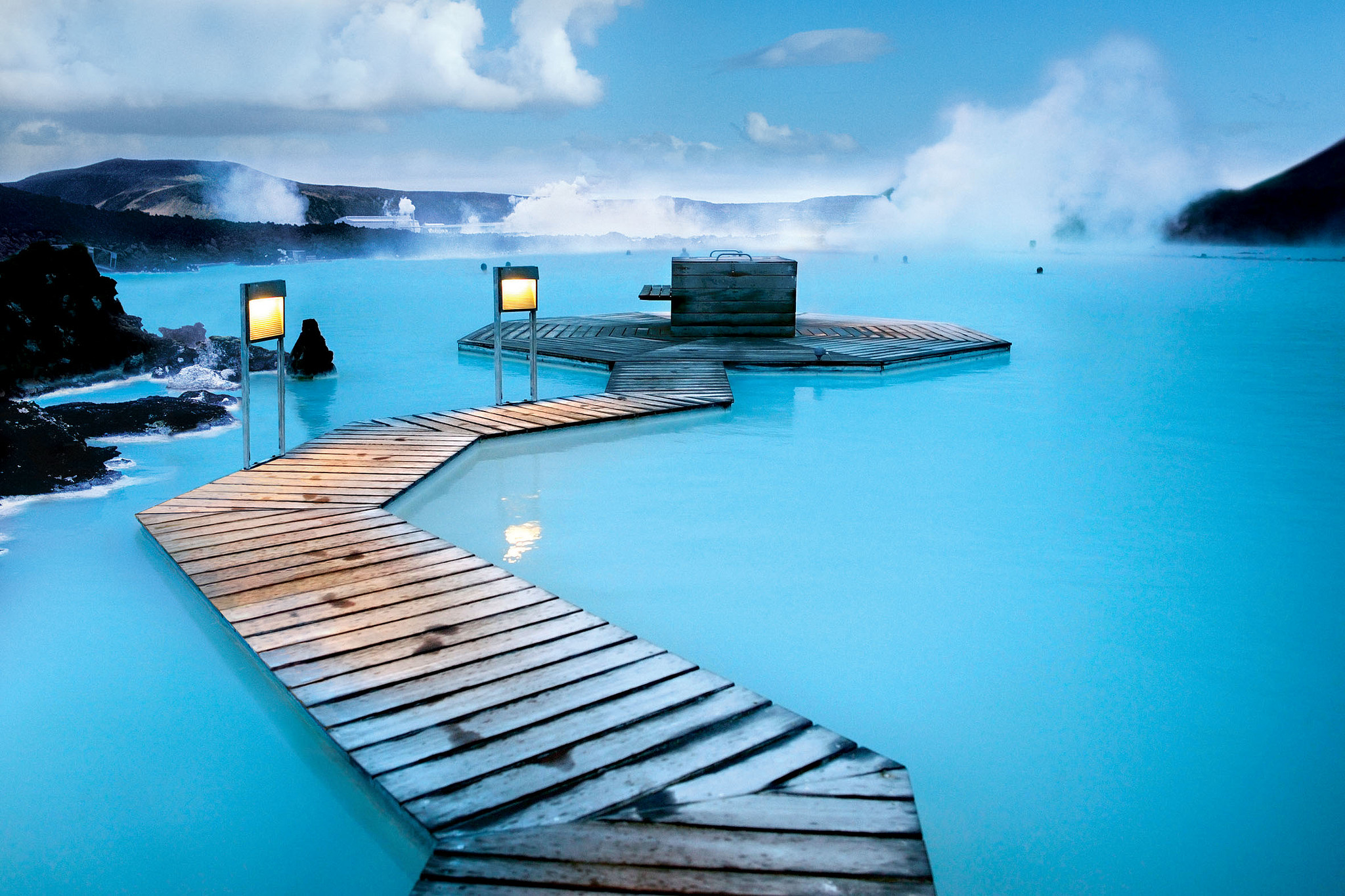 Blue Lagoon. Photo credit: Roderick Eime
