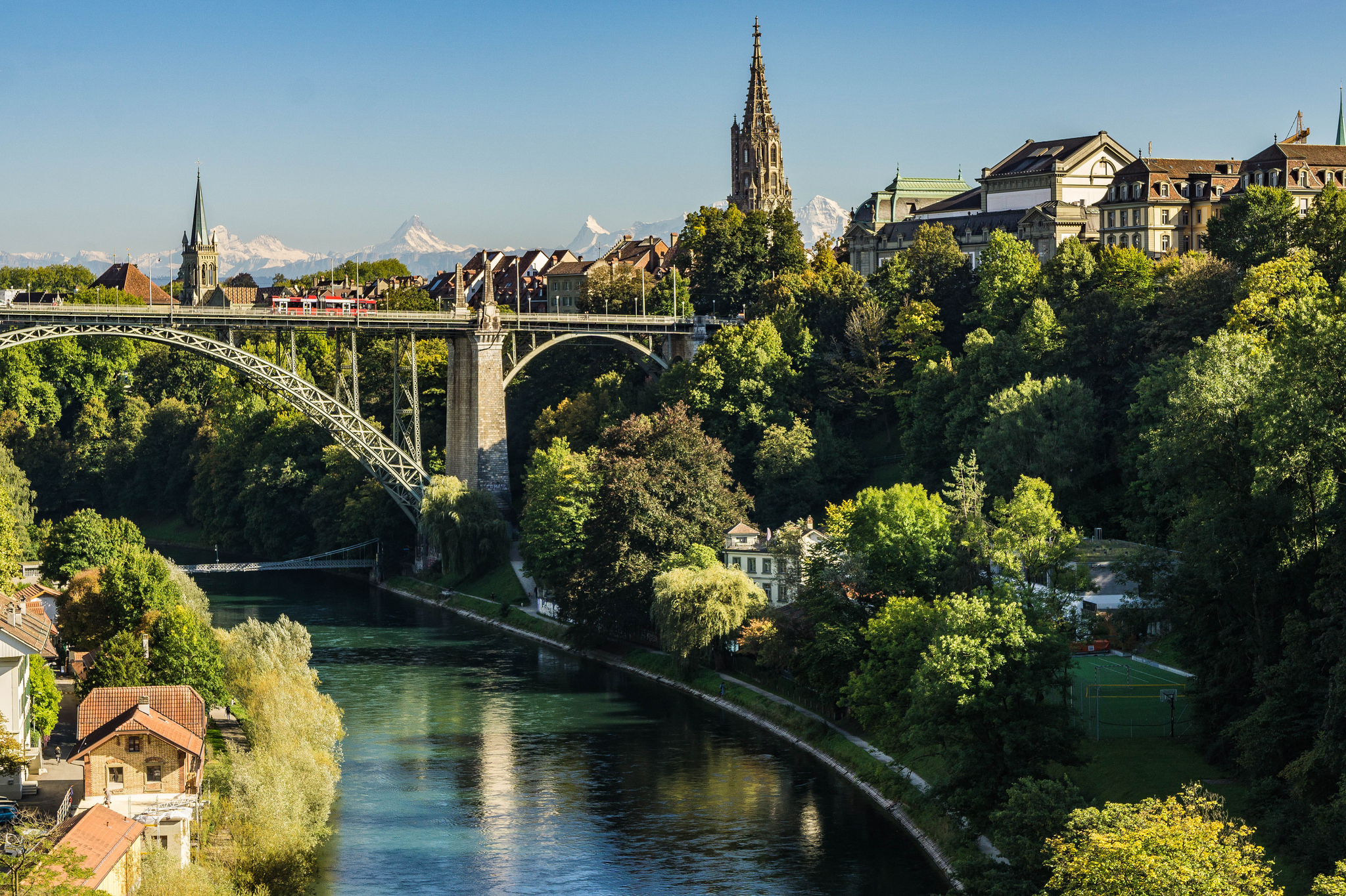 Bern. Photo credit: Christian Scheidegger