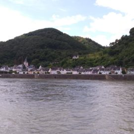 A view along the Rhine.
