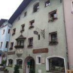 Pilgram Marpeck's house in Rattenberg.
