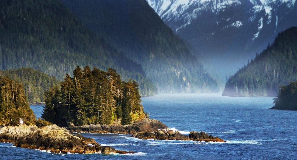 Alaska. Photo credit: Kumweni