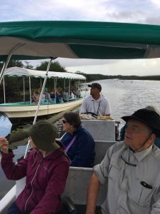 Crooked Tree Wildlife Sanctuary-Boat-Tour