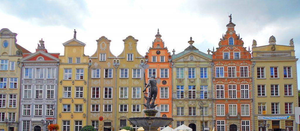 Gdansk Dutch Architecture