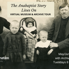 Anabaptist Virtual Tour
